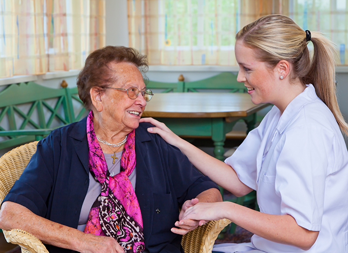 By choosing home health, you can live with peace of mind that you or your loved one is comfortable in their own home, and can continue to live life with purpose.