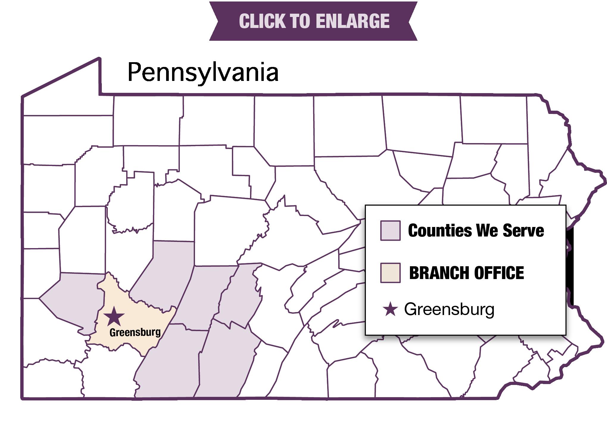 Pennsylvania Heritage Locations